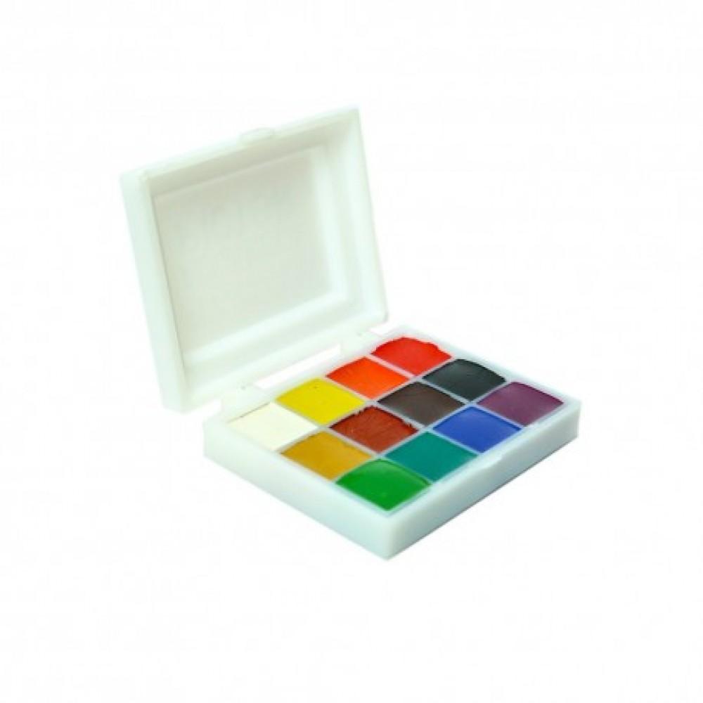 Culori acuarela Pictor 12 culori