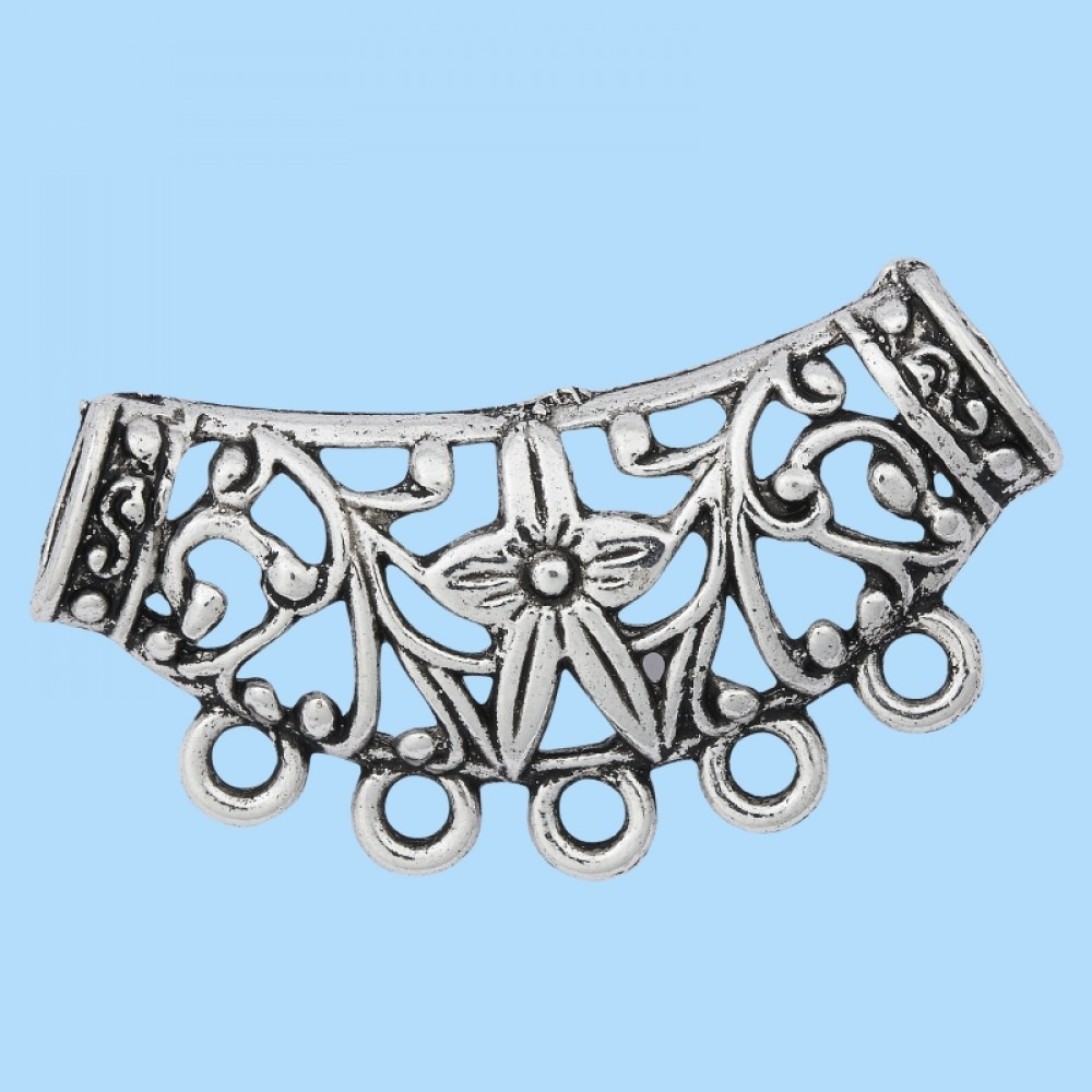 Pandantiv Metalic Ornamental 3