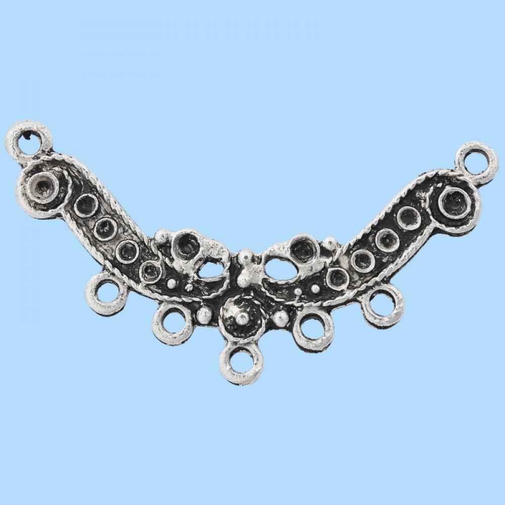 Pandantiv Metalic Ornamental