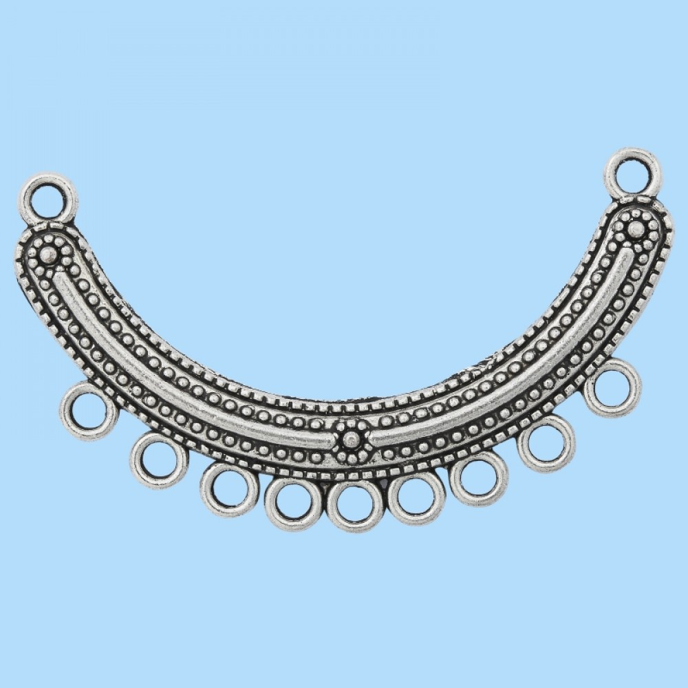 Pandantiv Metalic Ornamental 2