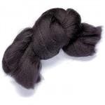 Lana color negru 50 gr.