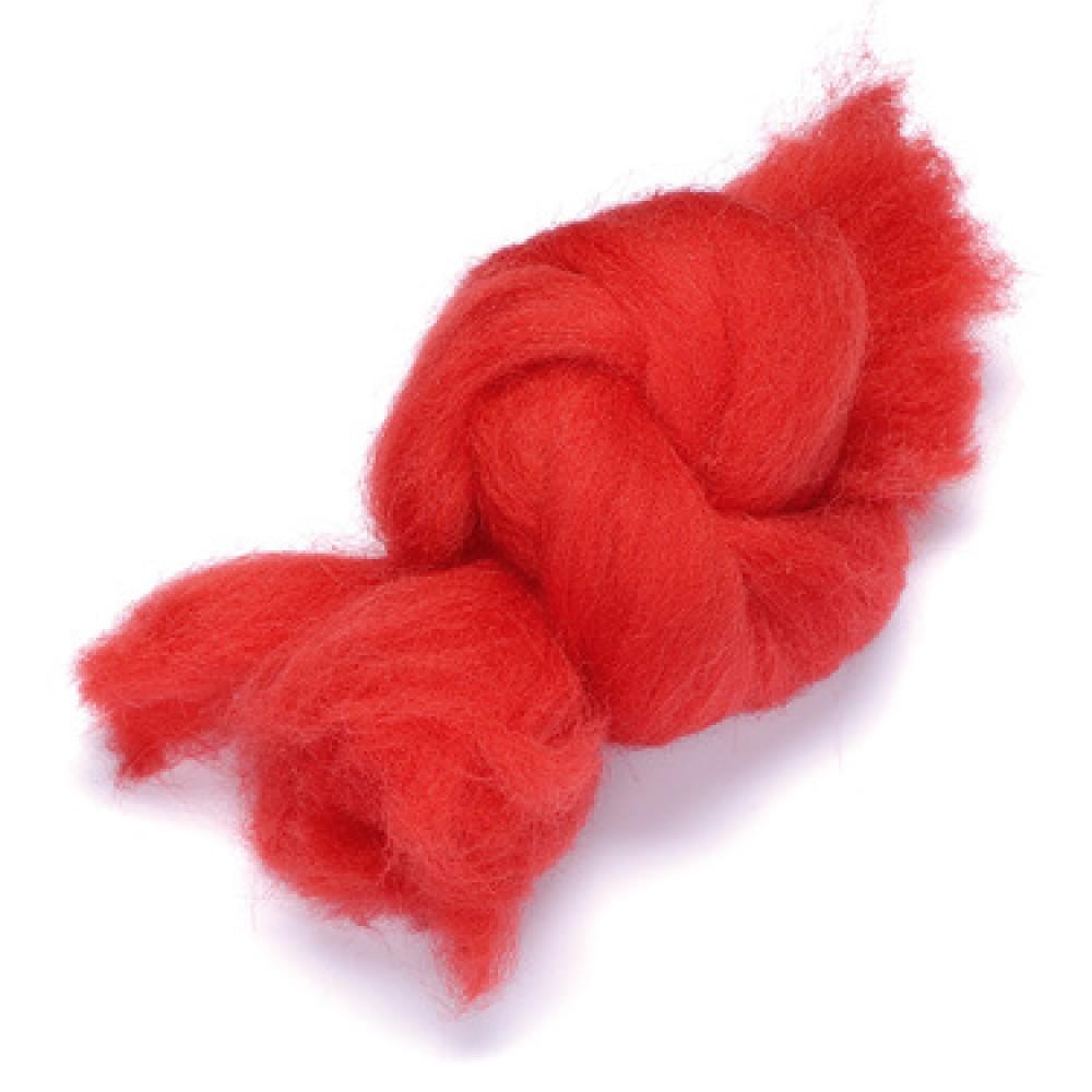 Lana color rosie 50 gr.
