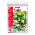 FIMO® Accessories - Formă de presare - Animale la Ferma