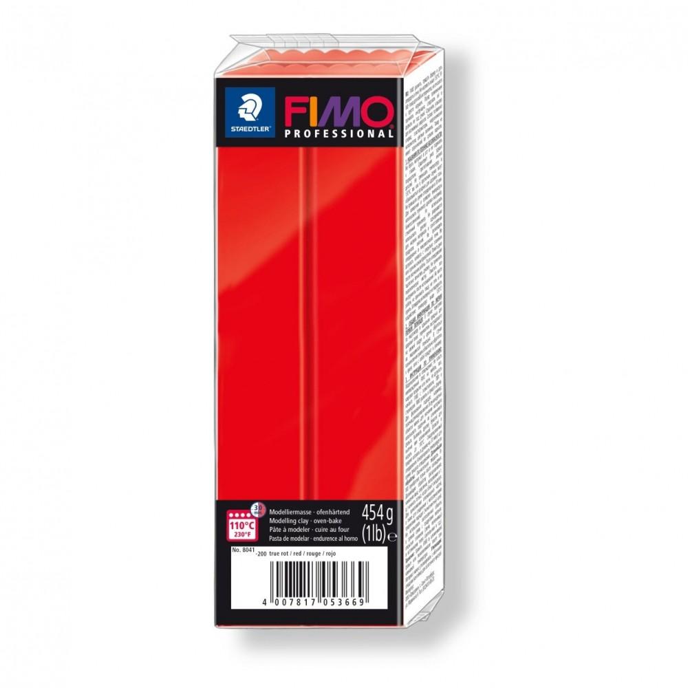 FIMO Professional 454 gr - Rosu