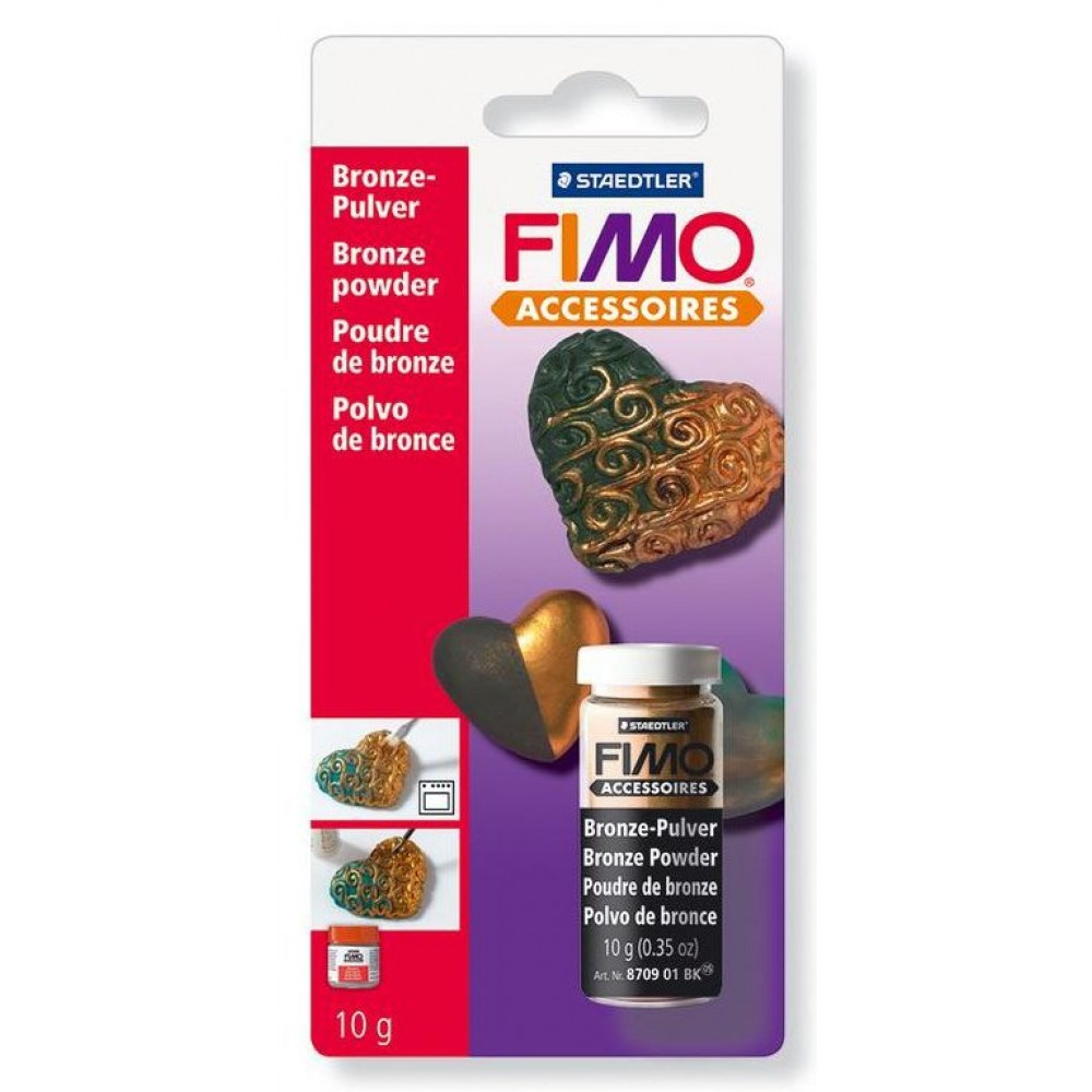FIMO Pulbere bronz