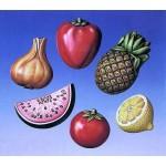 Forma de Turnare - Fructe 2