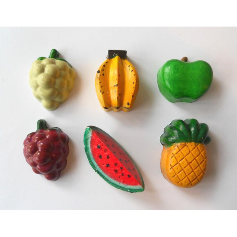 Forma de Turnare din Silicon - Fructe