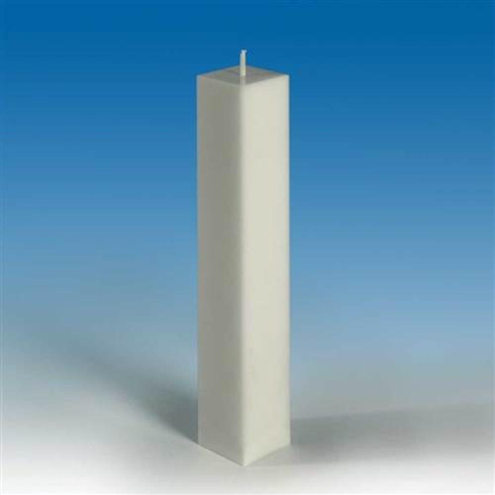 Forma lumanare - Dreptunghiulara 3,8 x 2,2 cm