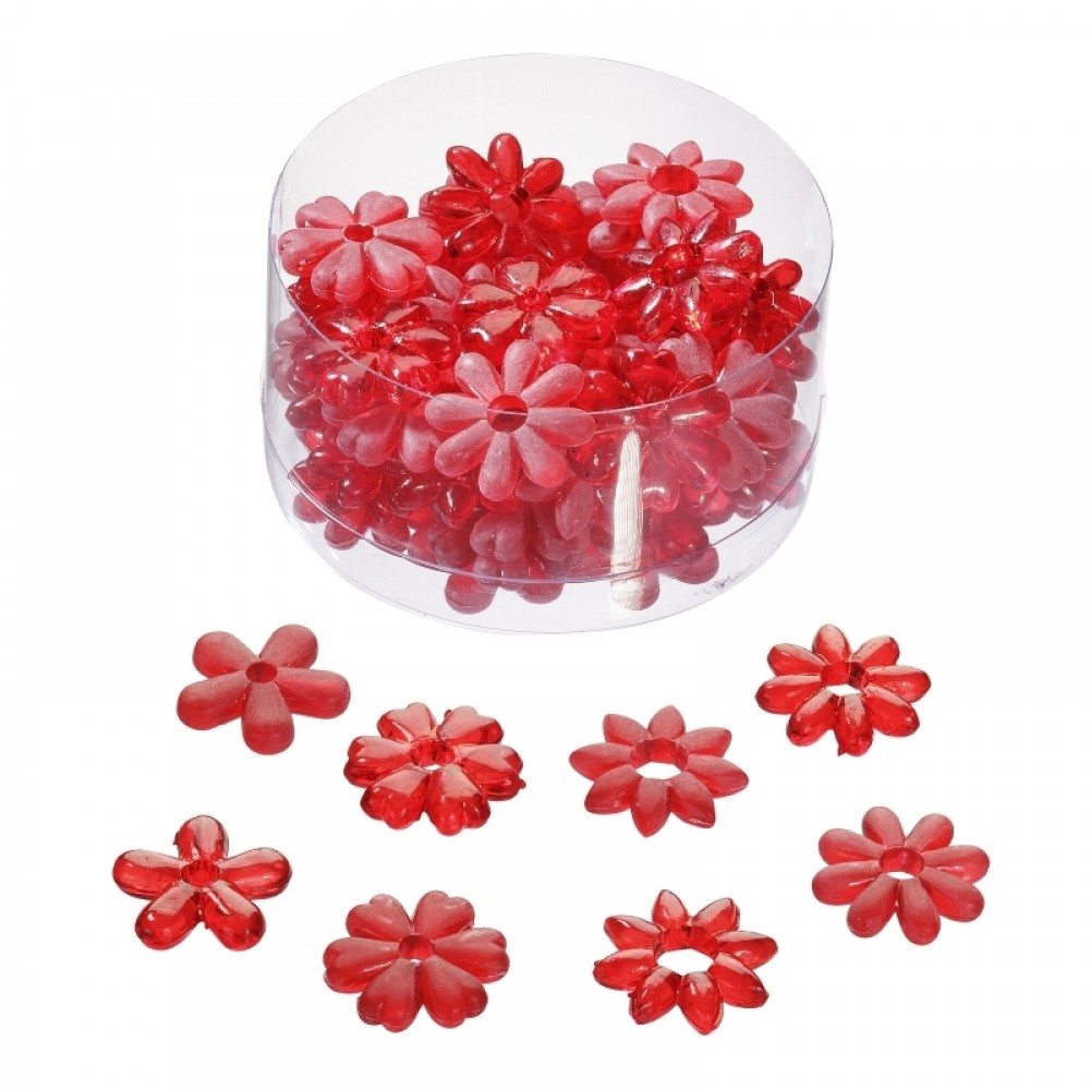Set Flori de Acril