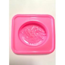 Forma de turnare sapun silicon roz