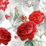 Servetel Decorativ Trandafirii buchet
